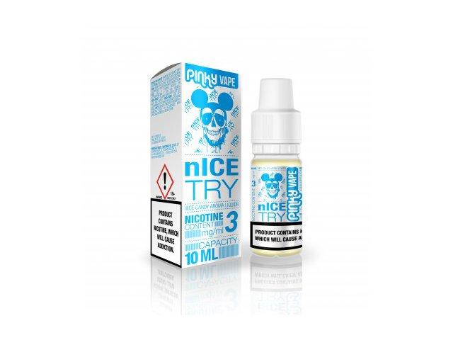 E-tekućina PINKY VAPE Nice Try, 3mg/10ml