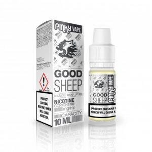 E-tekućina PINKY VAPE Good Sheep, 3mg/10ml