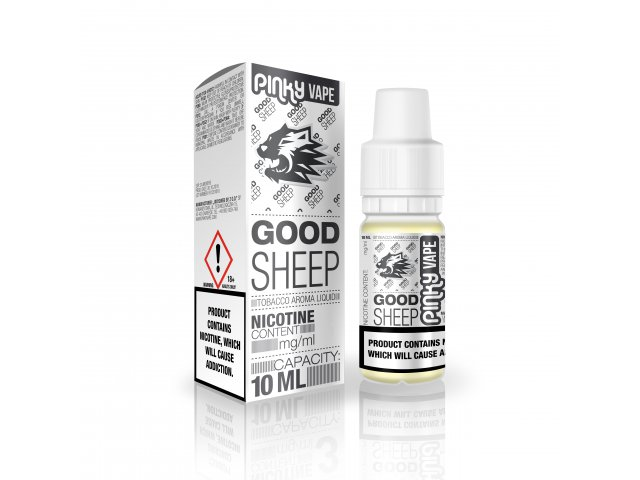 E-tekućina PINKY VAPE Good Sheep, 12mg/10ml