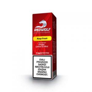E-tekućina RED WOLF Keep Fresh, 6mg/10ml
