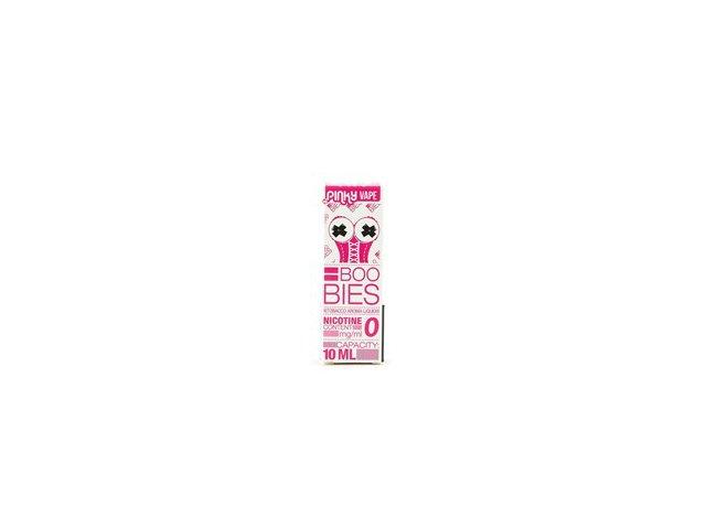 E-tekućina PINKY VAPE Boobies, 0mg/10ml