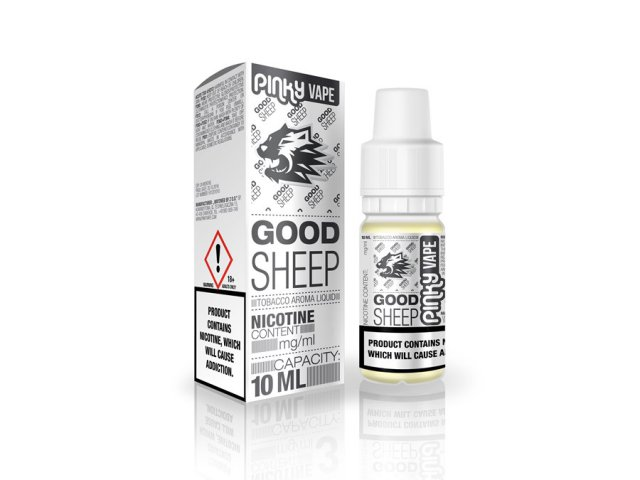 E-tekućina PINKY VAPE Good Sheep, 0mg/10ml