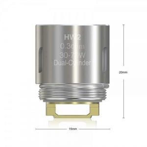 Grijač ELEAF HW2 (0.3 Ohm)