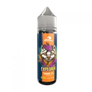Shake&Vape RED WOLF Explorer 40/60ml