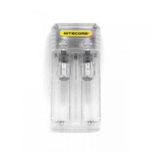 Punjač baterija NITECORE Q2, white