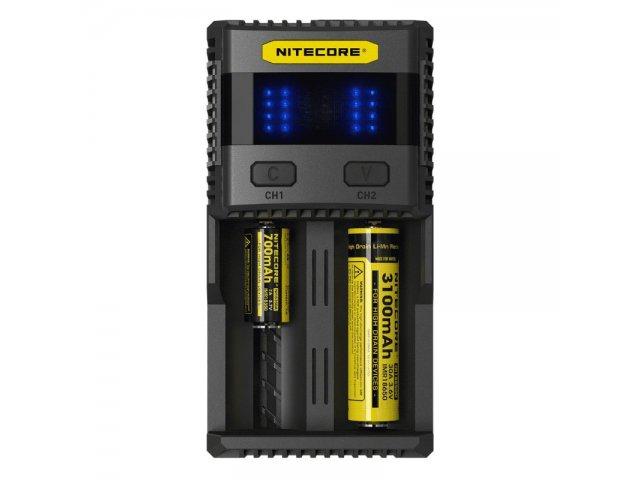 Punjač baterija NITECORE SC2