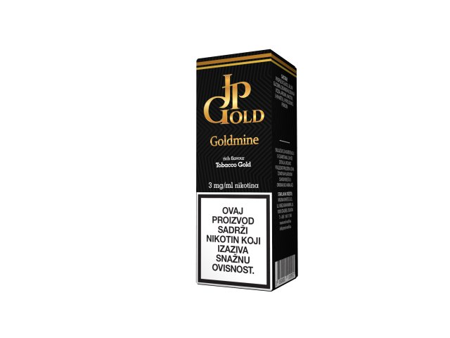 E-tekućina JP GOLD Goldmine, 3mg/10ml