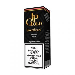 E-tekućina JP GOLD Sweetheart, 3mg/10ml