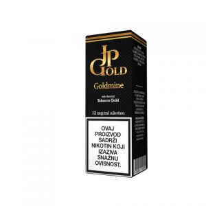 E-tekućina JP GOLD Goldmine, 12mg/10ml