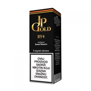 E-tekućina JP GOLD RY4/Just Right, 6mg/10ml