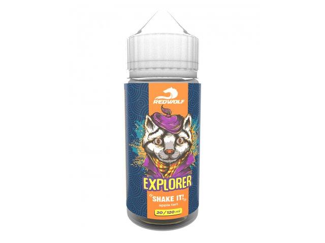 Shake&Vape RED WOLF Explorer 20/120ml