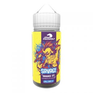 Shake&Vape RED WOLF Savage 20/120ml