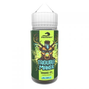 Shake&Vape RED WOLF Troublemaker 20/120ml