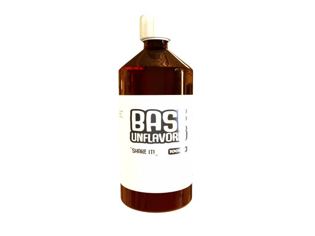 Baza RED WOLF Unflavored 50/50, 1000ml