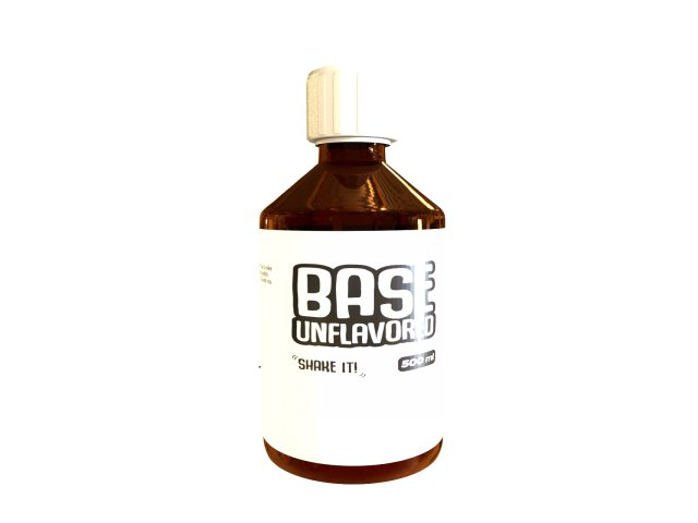 Baza RED WOLF Unflavored 20/80, 500ml