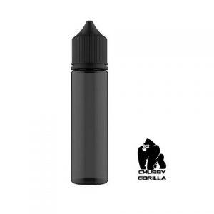 Bočica CHUBBY GORILLA V3 60ml, black