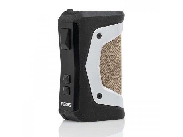 E-cigareta GEEKVAPE Aegis X mod, silver