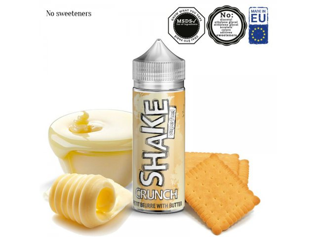 Shake&Vape JOURNEY Shake Crunch 24/120 ml