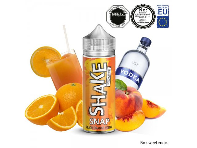 Shake&Vape JOURNEY Shake Snap! 24/120 ml