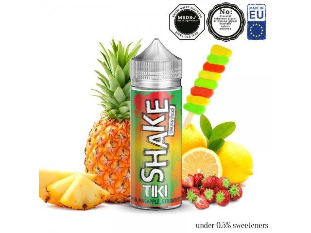 Shake&Vape JOURNEY Shake Tiki 24/120 ml