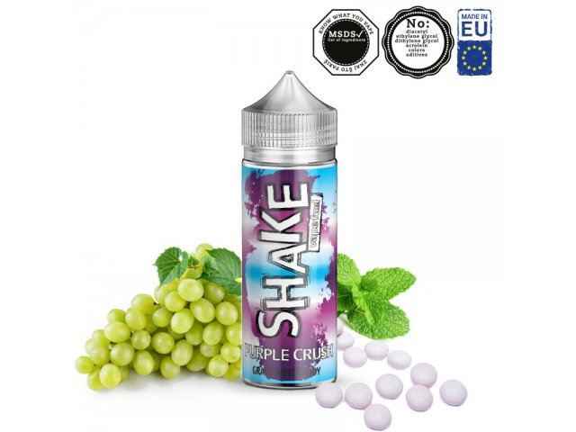 Shake&Vape JOURNEY Shake Purple Crush 24/120 ml