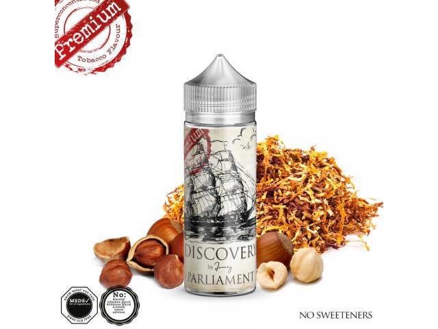 Shake&Vape JOURNEY Discovery by Journey Parliament 50/60 ml