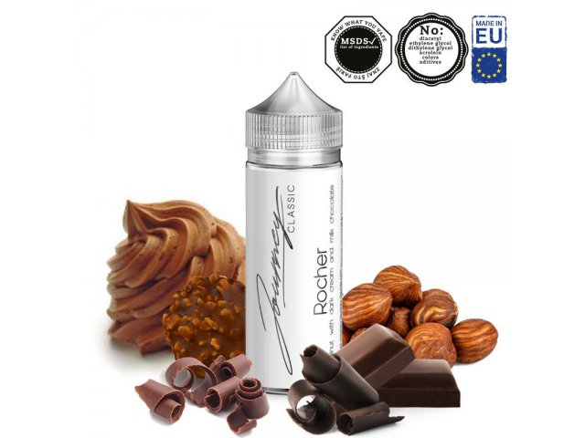 Shake&Vape JOURNEY Classic Rocher 24/120 ml