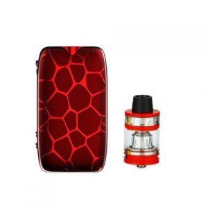 E-cigareta IJOY Mystiquebox mod,red+Tank JOYETECH ProCore Aries,red