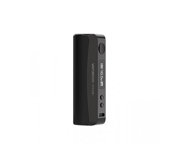 E-cigareta VAPORESSO GTX One mod, black
