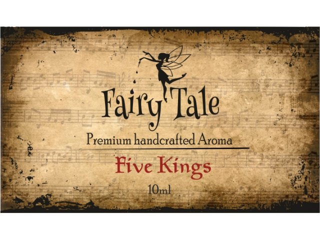FAIRY TALE FIVE KINGS AROMA