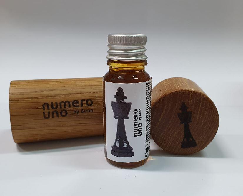 E-tekućina JOURNEY Private reserve Numero Uno aroma, 10ml